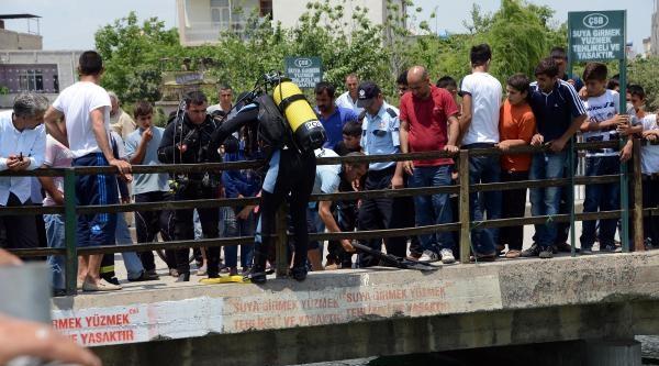 Sulama Kanalında 2 Çocuktan 1'i Kurtarıldı, 1'i Kayıp
