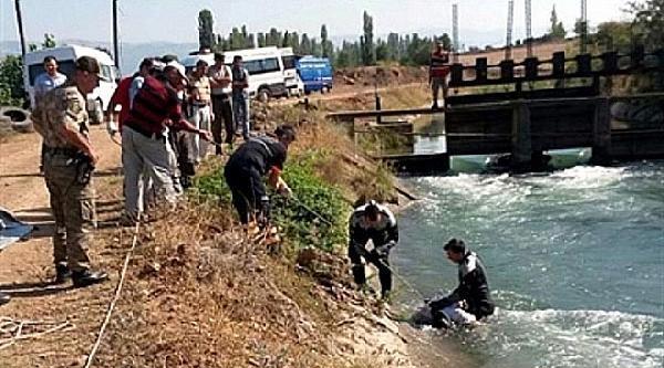 Sulama Kanalında Bulanan Cesedin Kimliği Belirlendi