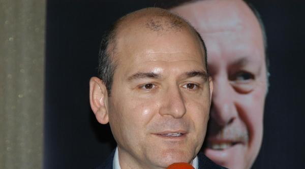 Süleyman Soylu: Bu Ülkenin Cumhurbaşkanı Ve Başbakanını Niye Dinlersiniz?