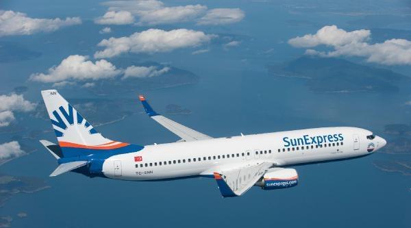 Sunexpress'ten 9 Yeni Uçuş Hattı