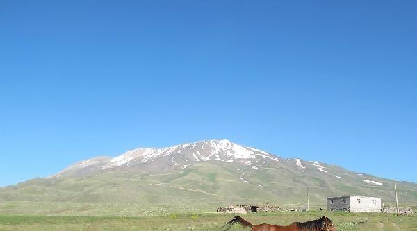 Süphan Dağı'na Zirve Tırmanışı Kolaylaştı