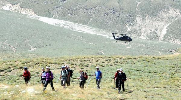 Süphan Dağı'nda Kaybolan Üçüncü Dağcı Da Bulundu / Fotoğraf