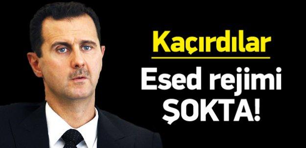 Suriye Adalet Bakanı el-Ahmed kaçırıldı