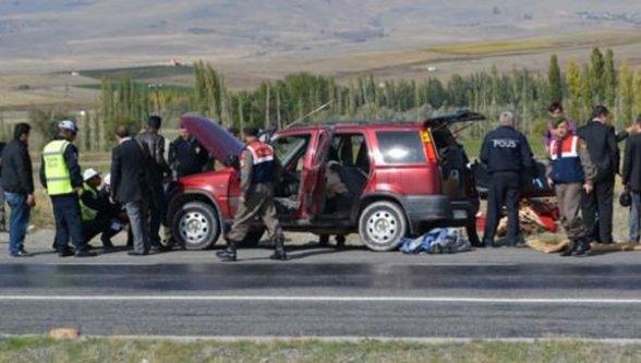 Suriye plakalı araç Niğde'yi karıştırdı