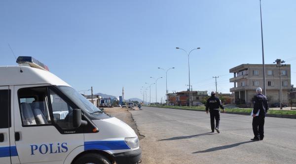 Suriye Plakalı Araçlara Sıkı Kontrol
