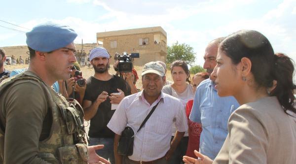 Suriye Sınır Hattında Gerginlik