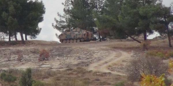 Suriye Sinirinda Önlemler Arttirildi