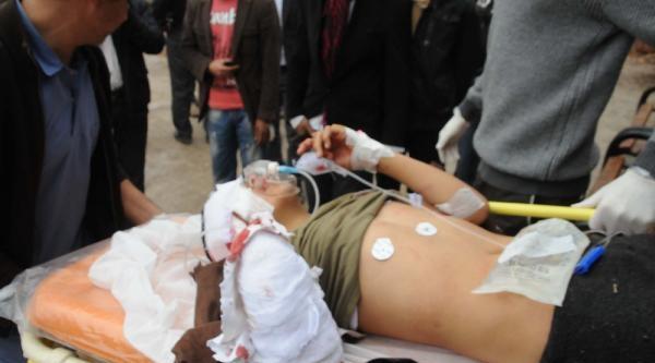 Suriye Sinirindaki Akçakale'de Hayat Normale Dönüyor (2)