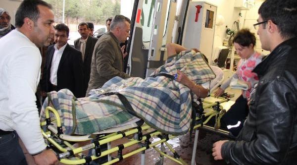 Suriye Sinirindan Açilan Ateşle Bir Asker Yaralandi