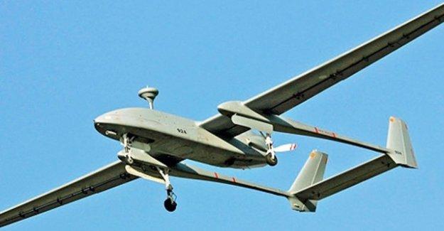 'Suriye Türkiye'nin insansız hava aracını düşürdü'