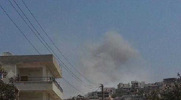 Suriye Uçağı Harim'i Bombaladı: 11 Ölü