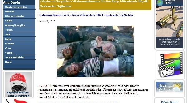 Suriye'de Askeri Operasyonda, 'türk'ler De Öldürüldü' Iddiasi
