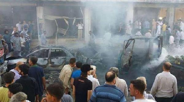 Suriye'de Bomba Yüklü Araç Patladı: 11 Ölü, 30 Yaralı