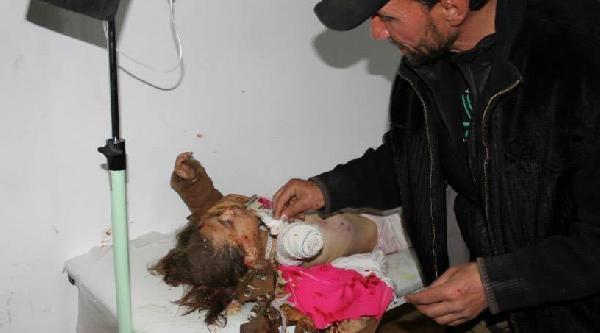 Suriye'de Çarşiya Füzeli Saldırı: 16 Ölü
