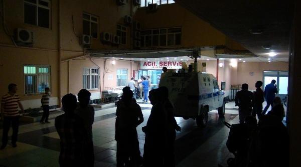 Suriye'de Esad'ın Seçim Kutlamasının Mermisi Nusaybin'e Düştü