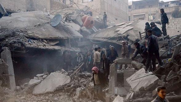 Suriye'de her 12 dakikada 1 kişi ölüyor!