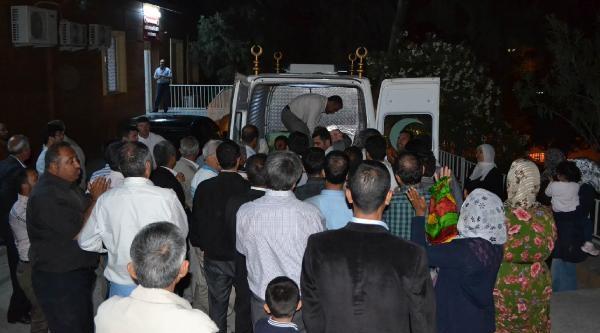 Suriye'de Öldürülen Pyd'li Kadının Cenazesi Diyarbakır'a Gönderildi