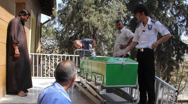 Suriye'de Yaralanan Kadın Şanliurfa'da Öldü