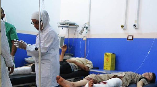 Suriye'de Yerleşim Alanına Füze Atıldı: 6 Ölü, 11 Yaralı