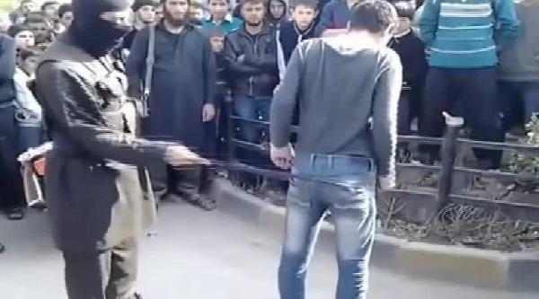 Suriye'de Zinay Kirbaç