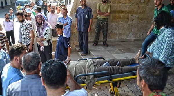 Suriye'deki Hava Saldırısında 30 Kişi Öldü