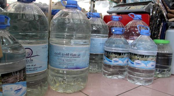 Suriye'deki İç Savaş Nedeniyle Zemzem Suyu Zamlandı