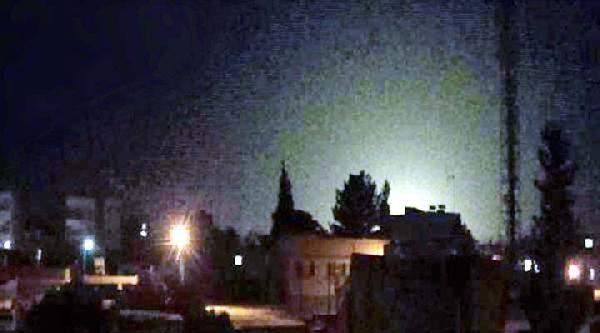 Suriye'deki Patlama Ceylanpınar'ı Tedirgin Etti