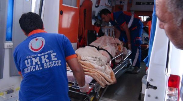 Suriye'den Getirilen 28 Yaralıdan 1'i Öldü (2)