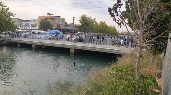 Suriyeli Çocuk Sulama Kanalında Kayboldu