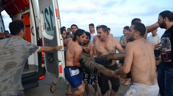 Suriyeli Genç Denizde Boğuldu