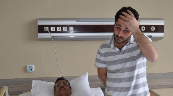 Suriyeli Genç, Karaciğeri İle Babasına Hayat Verdi