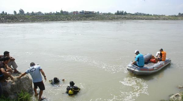 Suriyeli Genç, Serinlemek İçin Girdiği Nehirde Kayboldu