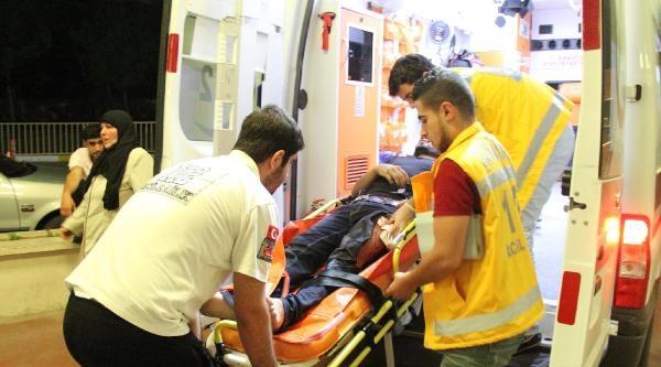 Suriyeli Genç Tartıştığı Kişi Tarafından Bıçaklandı