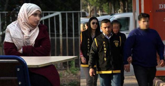 Suriyeli Kadına Korkunç Tuzak!