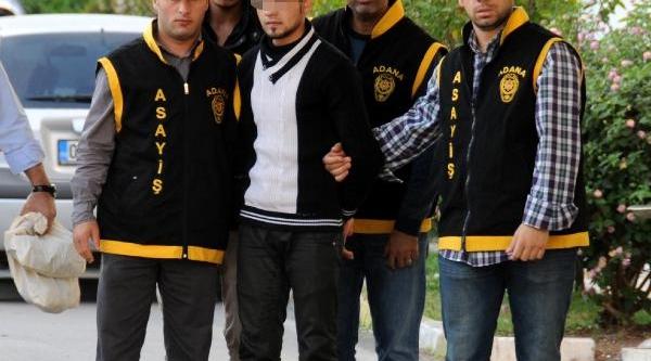 Suriyeli Kapkaççilar Kaçamadi