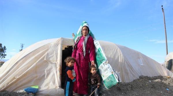 Suriyeli Mültecilerin Drami