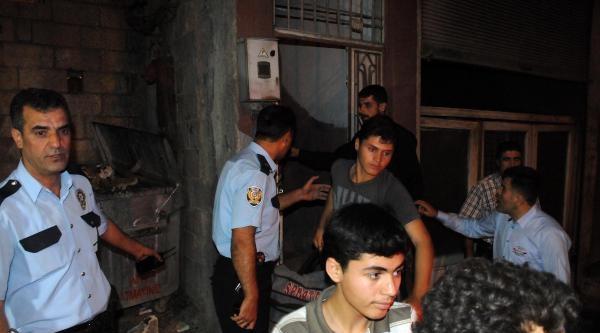 Suriyeliler Çocuklari Döner Bıçağıyla Kovaladı İddiasi Mahalleliyi Sokağa Döktü