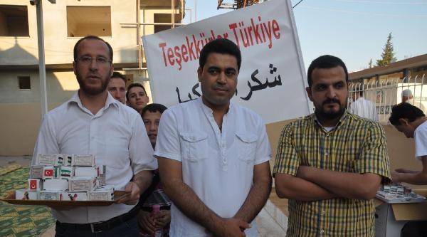 Suriyeliler Hem Teşekkür Etti Hem Özür Diledi