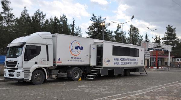 Suriyeliler Mobil Koordinasyon Merkezi'yle Kayıt Altına Alınacak