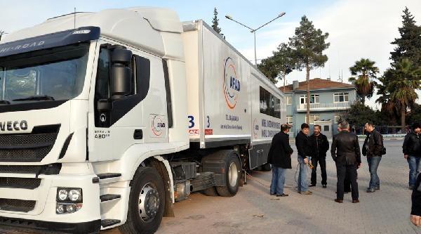 Suriyeliler Parmak Izleriyle Kayit Altina Alinacak