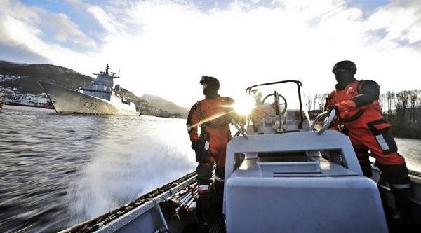 Suriye'Nin Kimyasal Silahlarini Danimarka Ve Norveç Gemisi Taşiyacak / Fotoğraflar