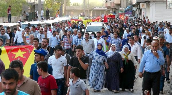 Suriye'nin Rojava Bölgesinde Öldürüldü, Cizre'de Toprağa Verildi