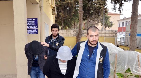Suruç'ta Lise Öğrencisinin Telefonunu Gasp Eden 4 Şüpheli Tutuklandı