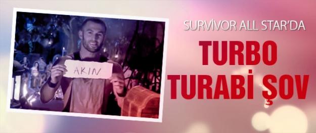 Survivor'da Turabi geceye damgasını vurdu!İZLE