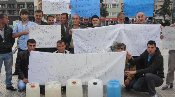 Susuz Köyün Isyani