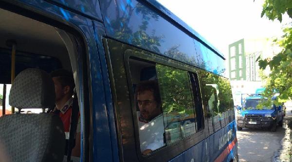 Sütaş'ta Eyleme Jandarma Müdahalesi, 1 Gözaltı