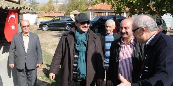 Suudi Prens Edirne'de Köy Evinde Ağirlandi