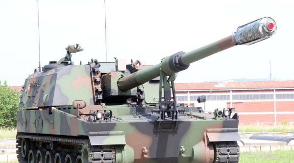 T- 155 Fırtına Öbüsü Basına Tanıtıldı