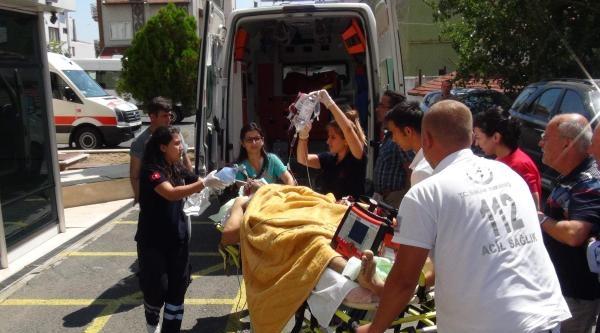 Tabancayla Vurduğu Kişiyi Hastaneye Götürdü Ancak Kurtaramadı