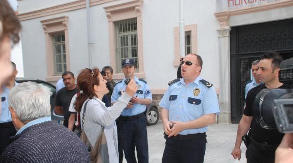 Taciz İddiasiyla Gözaltına Alınan Astsubay Serbest Bırakıldı